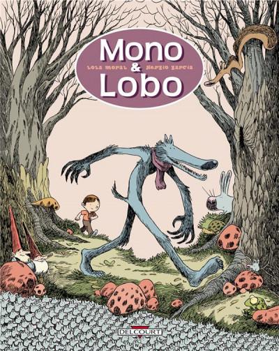 image de Mono & Lobo