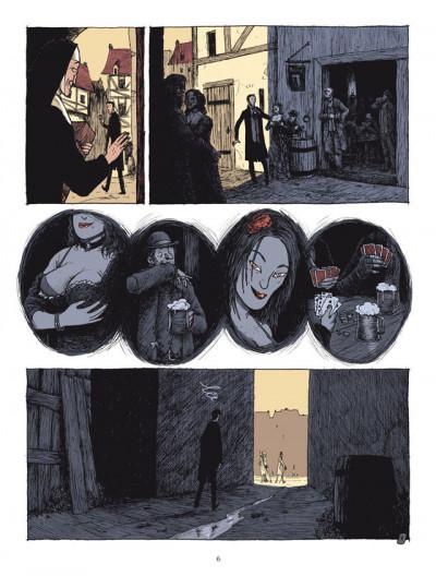 Page 4 l'étrange cas du Dr Jekyll et de Mr Hyde tome 2
