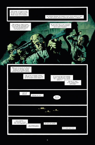 Page 1 le fléau tome 4 - les survivants