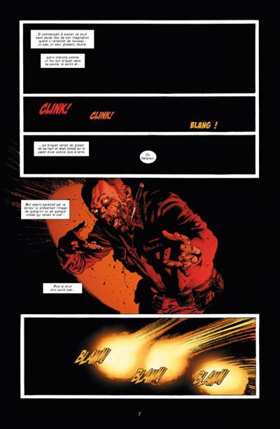 Page 2 le fléau tome 4 - les survivants
