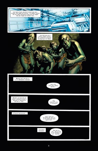 Page 3 le fléau tome 4 - les survivants