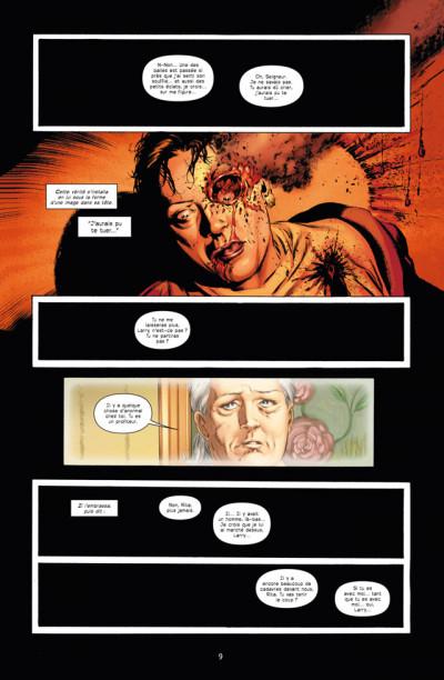 Page 4 le fléau tome 4 - les survivants