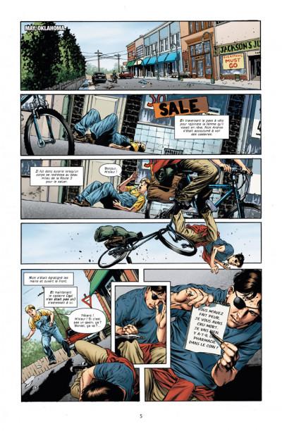 Page 1 le fléau tome 5 - désolation