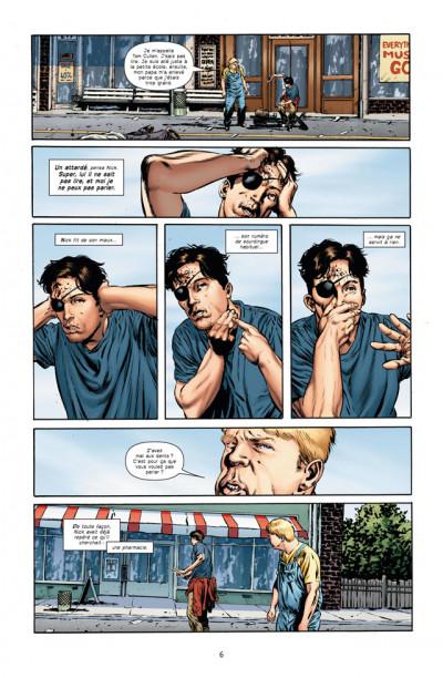 Page 2 le fléau tome 5 - désolation