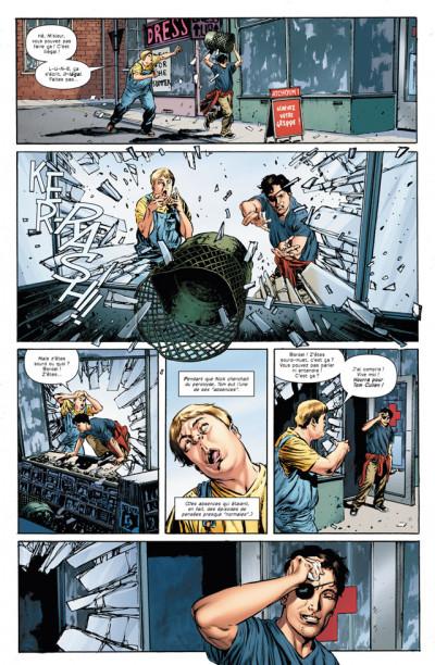 Page 3 le fléau tome 5 - désolation