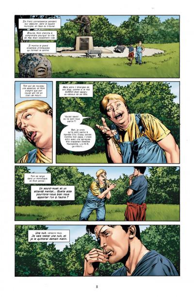 Page 4 le fléau tome 5 - désolation