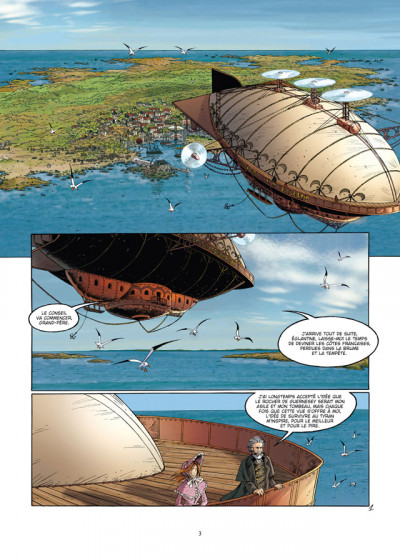 Page 1 Hauteville House tome 8