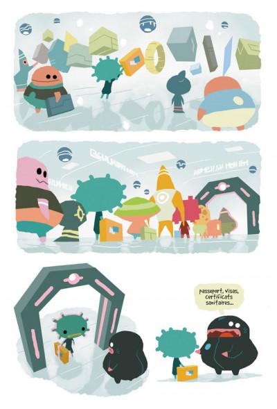 Page 2 Krrpk tome 1 - Krrpk doit mourir