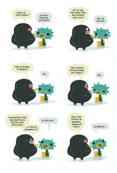 Page 3 Krrpk tome 1 - Krrpk doit mourir