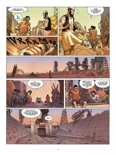 Page 3 Yerzhan tome 1 - fugitifs