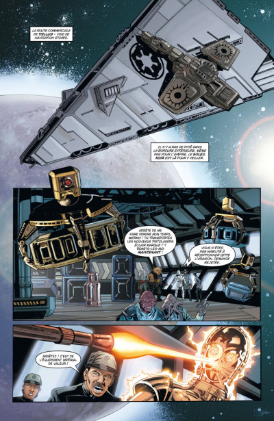 Page 1 star wars - legacy tome 7 - tatooine