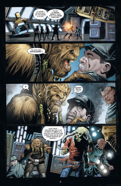 Page 2 star wars - legacy tome 7 - tatooine