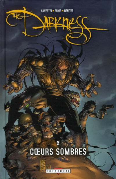 image de the darkness tome 2 - coeurs sombres