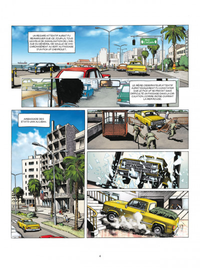 Page 2 l'histoire secrète T.24 - la guerre inconnue