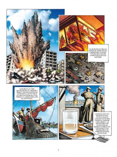 Page 3 l'histoire secrète T.24 - la guerre inconnue