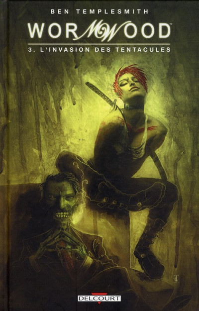 Couverture Wormwood tome 3