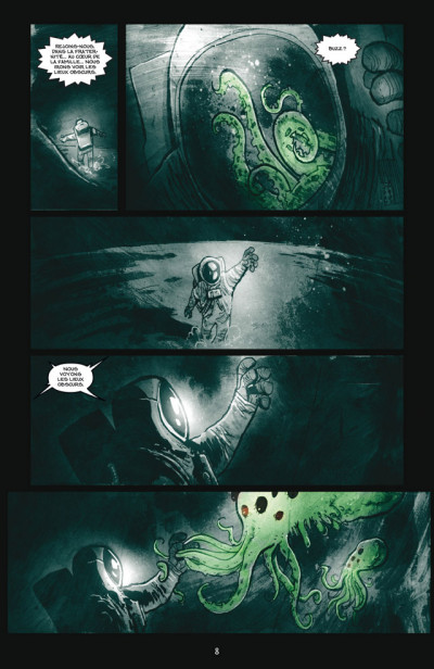 Page 4 Wormwood tome 3