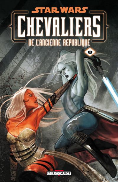 image de Star Wars - chevaliers de l'ancienne république tome 8 - démons
