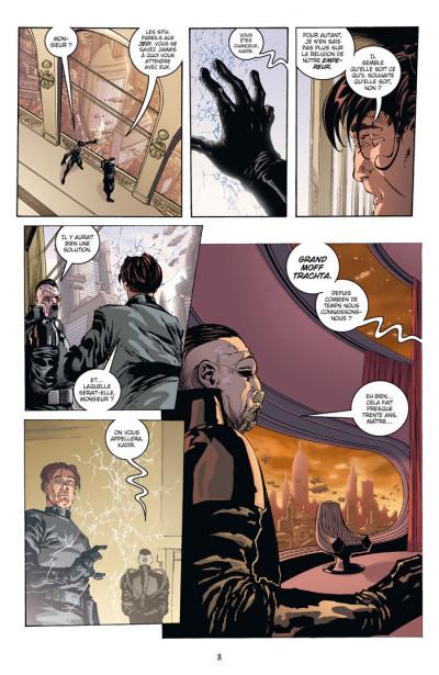 Page 4 star wars - le côté obscur tome 11 - dark vador trahison