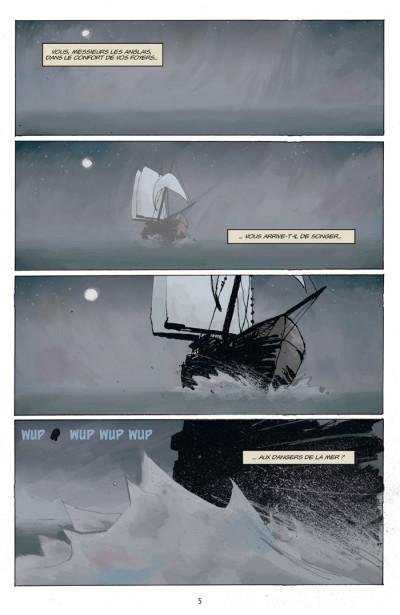 Page 1 abe sapien tome 1 - la noyade
