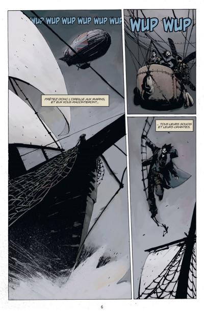 Page 2 abe sapien tome 1 - la noyade