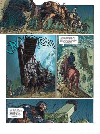 Page 1 le clan des chimères tome 1 - tribut - nouvelle édition 2011