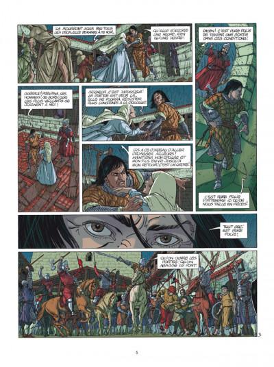 Page 3 le clan des chimères tome 1 - tribut - nouvelle édition 2011