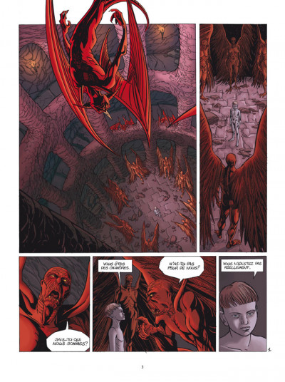 Page 1 le clan des chimères T.3 - ordalie