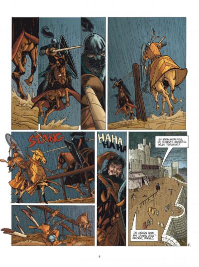 Page 4 le clan des chimères T.3 - ordalie