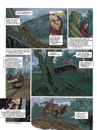 Page 2 le clan des chimères T.4 - sortilège