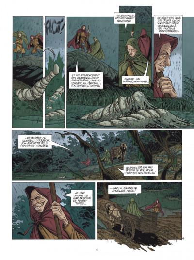Page 4 le clan des chimères T.4 - sortilège