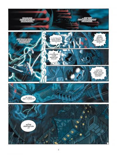 Page 1 Les légendaires tome 13