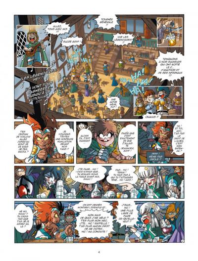Page 2 Les légendaires tome 13