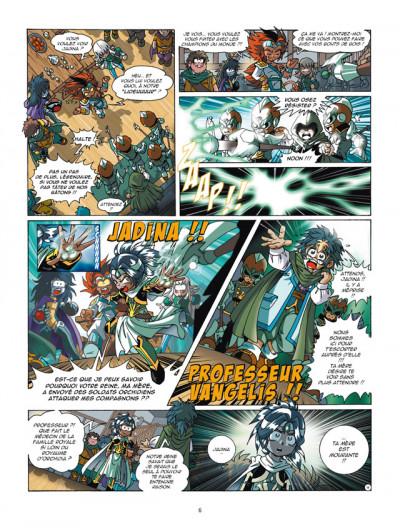 Page 4 Les légendaires tome 13