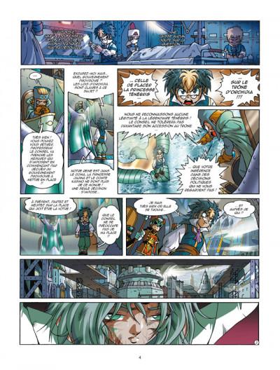 Page 2 Les légendaires tome 14