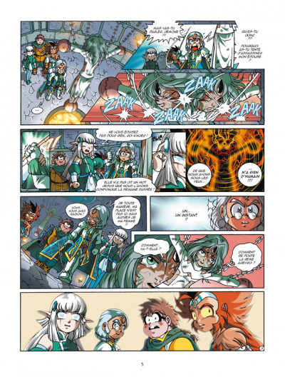 Page 3 Les légendaires tome 14