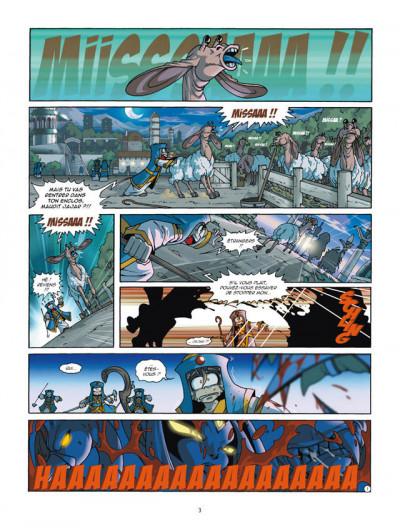 Page 1 Les légendaires tome 15