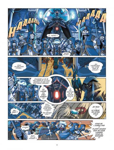 Page 2 Les légendaires tome 15