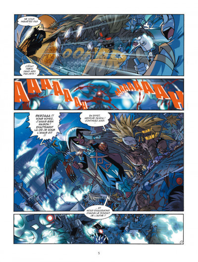 Page 3 Les légendaires tome 15