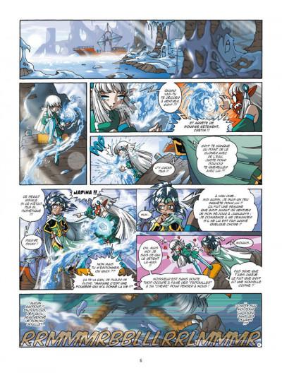 Page 4 Les légendaires tome 15