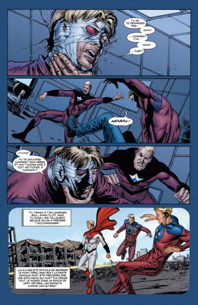 Page 2 irrécupérable tome 2 - trahison