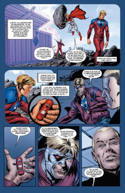 Page 3 irrécupérable tome 2 - trahison