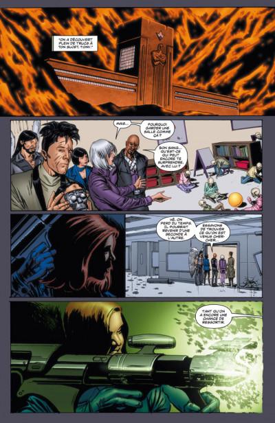 Page 4 irrécupérable tome 2 - trahison