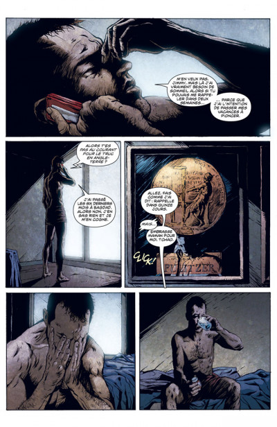 Page 2 28 jours plus tard tome 2 - clint