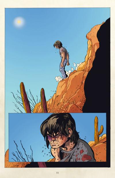 Page 1 RASL tome 1 - La Dérive