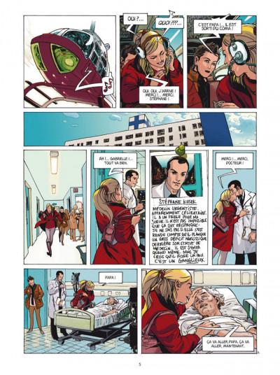 Page 3 les cercles de mystère T.1 - Murielle