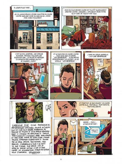 Page 4 les cercles de mystère T.1 - Murielle