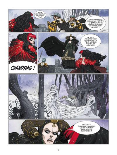 Page 2 ashrel tome 1 - dragon - reedition