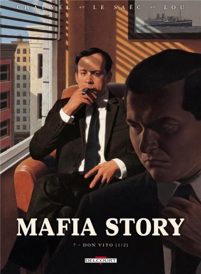 image de mafia story tome 7 - don Vito tome 1
