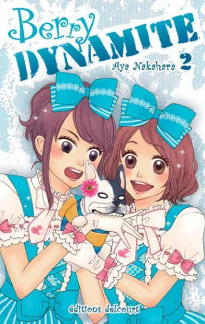 Couverture berry dynamite tome 2